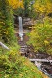 Munising Falls Royaltyfria Bilder