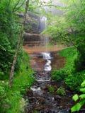 Munising Falls. Michigan Royalty Free Stock Image
