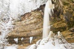 Munising Falls Royalty Free Stock Photos
