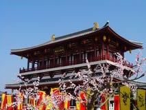 Munissez de soie le paradis de Xi'an Photographie stock