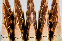 308 munitie Royalty-vrije Stock Afbeelding