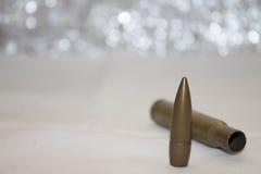 30-06 munitie Royalty-vrije Stock Foto's