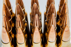 Munition 308 Lizenzfreies Stockbild
