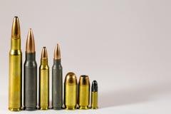 munition Lizenzfreie Stockfotografie