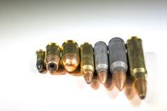 munition Lizenzfreie Stockfotos