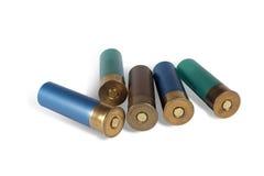 Munition für die Jagd Lizenzfreie Stockfotos