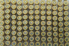 Munitions 003 de fusil Photos stock