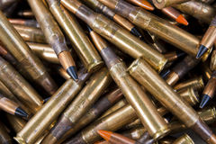 Munitions Photographie stock