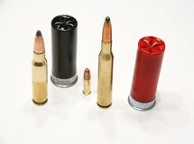 Munitions Royalty Free Stock Photography