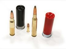 Munitions Stock Image