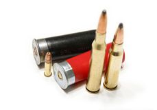 Munitions Royalty Free Stock Photo