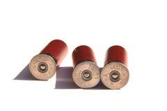 Munitions de fusil de chasse Photo stock
