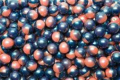 Munitions de Paintball photographie stock libre de droits