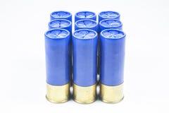 Munitions du fusil de chasse no.12 Images stock