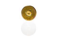 munizioni della cassa della pallottola di 50 calibri per il tiratore franco militare Rifle Fotografie Stock