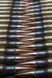 308. munizioni di calibro Fotografie Stock