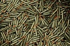 Munizioni - 223 Remington, 5,56x45 Fotografia Stock Libera da Diritti