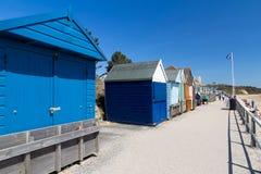 Munkar Cliff Beach Dorset Royaltyfri Fotografi
