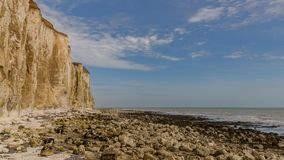 Munkfjärd, östliga Sussex, UK arkivfoton