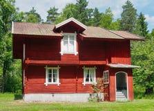 Munkhyttans school museum. School museum in Bergslagen, Sweden Royalty Free Stock Photos