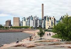 Munkkisaari, Helsinki, Finland Stock Image