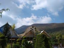 Munnar tourist cottage royalty free stock photos