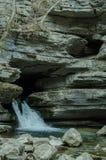 Munnen av Blanchard Springs Arkivbilder