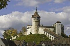 Munot Castle Stock Image