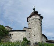 Munot Schloss Lizenzfreie Stockfotos