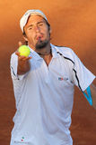 MUNOZ DE LA NAVA, ATP TENNIS PLAYER Stock Image