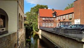 Munster, Германия стоковые изображения