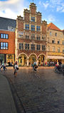 Munster, Alemanha Imagem de Stock Royalty Free