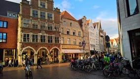 Munster, Alemanha Imagens de Stock Royalty Free
