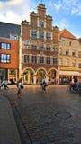 Munster, Alemania Imagen de archivo libre de regalías