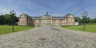 Munster pałac Fotografia Royalty Free