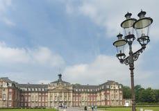 Munster palace Stock Photography