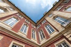 Munster palace Stock Image