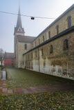 The Munster Schaffhausen church Royalty Free Stock Photo