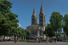 Munster square Roermond Royalty Free Stock Photography