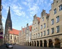 Munster Tyskland Arkivfoton