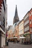 Munster Tyskland Royaltyfri Fotografi
