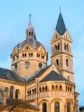 Munsterkerk church in Roermond, Netherlands Royalty Free Stock Photos