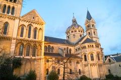 Munsterkerk church in Roermond, Netherlands Royalty Free Stock Images