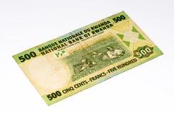 Muntbankbiljet van Afrika Stock Foto