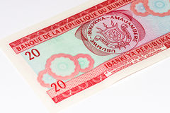 Muntbankbiljet van Afrika Royalty-vrije Stock Afbeelding