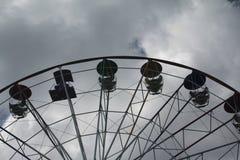 munterhetferris parkerar hjulet Royaltyfria Foton