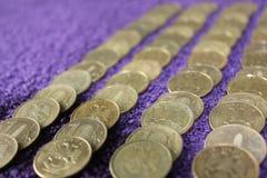 muntstukken Stock Foto's