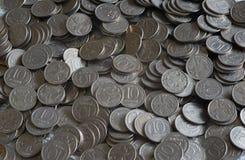 muntstukken Stock Afbeelding