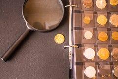 muntstukken Royalty-vrije Stock Fotografie