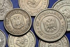 Muntstukken van Joegoslavi?